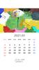 2021年01月カレンダー
