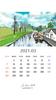 2021年03月カレンダー