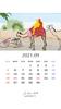 2021年09月カレンダー